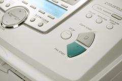 Fax machine Stock Image