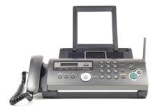 Fax moderne image libre de droits