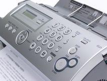 Faxapparaat stock afbeeldingen
