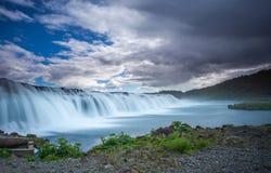 Faxi-Wasserfall Stockfoto
