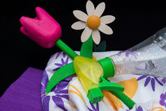 Faxina da primavera Foto de Stock Royalty Free