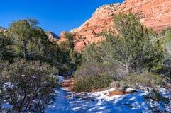 Fay Canyon Trail Royalty Free Stock Image