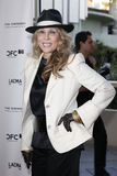 Faye Dunaway. Arriving at the Norman Jewison Tribute at LACMA April 17, 2009 - Los Angeles, California stock photos