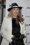 Faye Dunaway. Arriving at the Norman Jewison Tribute at LACMA April 17, 2009 - Los Angeles, California stock photography