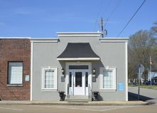 Fayetteprovincie Tennessee Administrative Offices Royalty-vrije Stock Fotografie