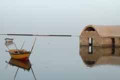 Fayoum Lake Royalty Free Stock Photos