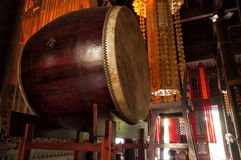 Fayu Temple Drum Stock Images