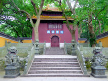 Fayu temple in Putuo mountain Royalty Free Stock Photo