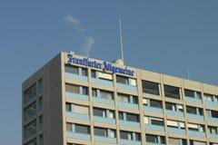 FAZ-högkvarter Royaltyfri Bild