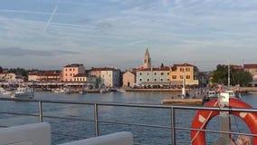 Fazana boat trip,istrie,croatia 190248 stock footage