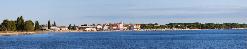 Fazana croatia Royalty Free Stock Photos