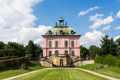 Fazantpaleis Moritzburg, Duitsland Royalty-vrije Stock Fotografie