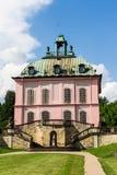 Fazantpaleis Moritzburg, Duitsland Royalty-vrije Stock Afbeelding