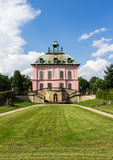 Fazantpaleis Moritzburg, Duitsland Stock Afbeelding