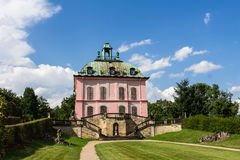 Fazantpaleis Moritzburg, Duitsland Royalty-vrije Stock Foto