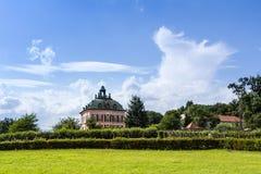 Fazantpaleis Moritzburg, Duitsland Stock Foto