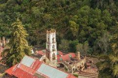 Fazenda Santa Maria Regla, fidalgo méxico imagem de stock
