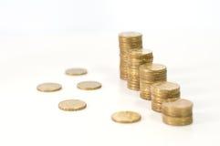 Fazendo o dinheiro Imagem de Stock