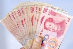 Fazendo o dinheiro 3 Foto de Stock Royalty Free
