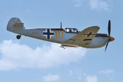 FB 109/de Messerschmitt je 109 Photographie stock