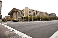FBI budynku washington dc, usa Fotografia Royalty Free