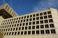 FBI J Edgar Hoover Building no Washington DC fotografia de stock