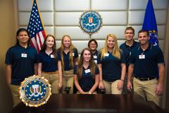 FBI Tampa Future Agents in Training Class of 2017