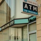 FBME bank Obrazy Stock