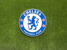 FC έμβλημα της Chelsea Στοκ εικόνες με δικαίωμα ελεύθερης χρήσης