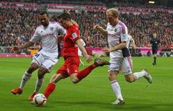 FC Μπάγερν Muenchen β FC Ingolstadt - Bundesliga Στοκ Φωτογραφίες
