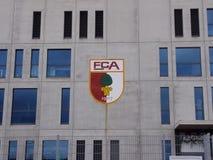 FC Augsburg Stadion Foto de archivo libre de regalías