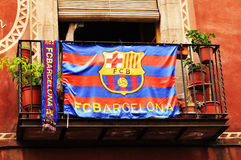 FC Barcelona Stock Photos