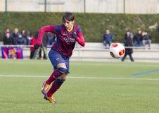 FC Barcelona das mulheres - Marta Corredera Fotos de Stock