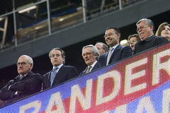 FC Barcelona de Josep Maria Bartomeu imagem de stock royalty free
