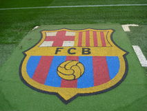 FC Barcelona Stock Photography