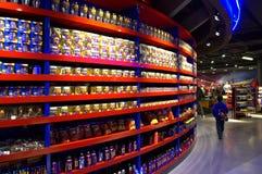 FC Barcelona souvenirs Royalty Free Stock Photo