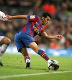FC Barcelona striker Pedro Stock Images