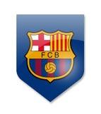 Fc barcelona team. Fc barcelona, la liga team Stock Photos