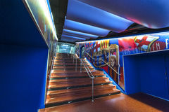 Free FC Barcelona Tunnel Stock Images - 51430904