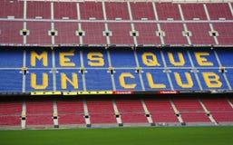 FC Barcelone Photos libres de droits