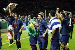 FC Barcelone Стоковое Фото