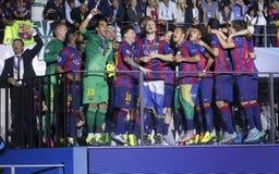 FC Barcelone Lizenzfreie Stockbilder