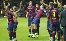 FC Barcelone Lizenzfreies Stockbild