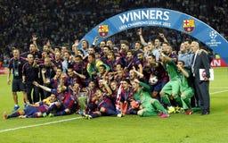 FC Barcelone Stockfoto