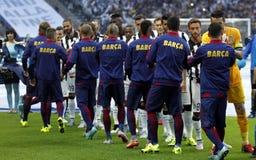 FC Barcelone Stockbilder