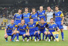 FC BATE Borisov Royalty Free Stock Image