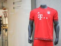 FC Bayern München Jersey Stock Photos