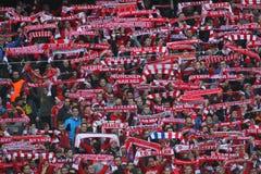 FC Bayern Muenchen v FC Ingolstadt - Bundesliga Royalty Free Stock Photos