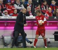 FC Bayern Muenchen v FC Ingolstadt - Bundesliga Stock Images