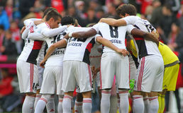 FC Bayern Muenchen v FC Ingolstadt - Bundesliga Royalty Free Stock Photography